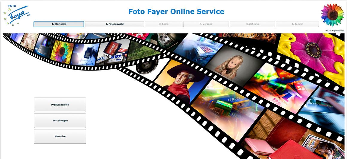 Westendcolor Profi online service